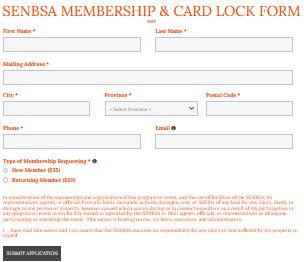 SENBSA Membership Application