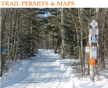 SENBSA Trail Permits and Maps